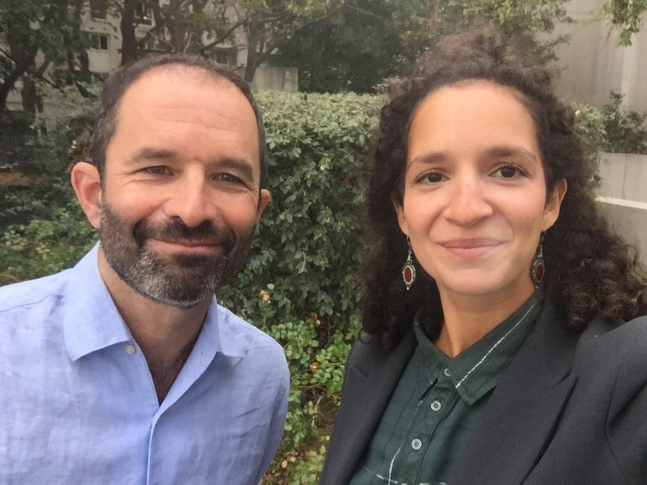 Benoît Hamon : le podcast est « un supplément d'intelligence » ⋆ Podmust